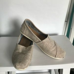 """""""Toms"""" Slip on shoes"""